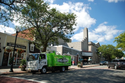 Retail Junk Removal in Greater Baltimore